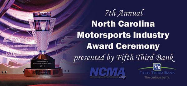 7th Annual NC Motorsports Industry Awards Ceremony
